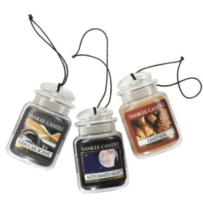 Leather / MidSummer's Night® / New Car Scent