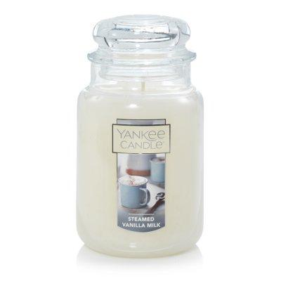 Steamed Vanilla Milk