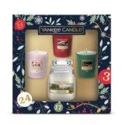 Small Jar 3 Votive Gift Set image number 0
