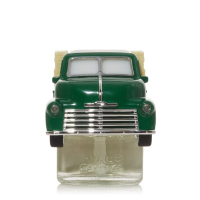 Fall Truck with Light Sensor