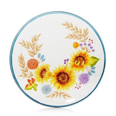 Sunflower Crackle