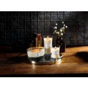 vanilla bean medium hourglass candles image number 3