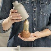 gray claridge room spray dispenser in hands image number 4