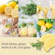 homemade herb lemonade candle image number 1