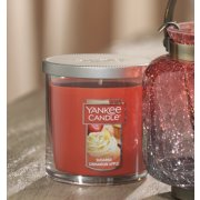 Scented tumbler candle sugared cinnamon apple image number 1