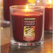 Scented tumbler candle sparkling cinnamon image number 1