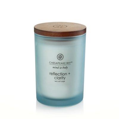 Reflection + Clarity (sea salt sage)