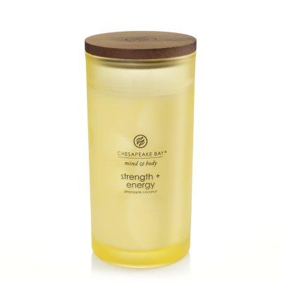 Strength + Energy (pineapple coconut)