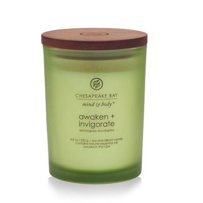 Awaken + Invigorate (lemongrass eucalyptus)