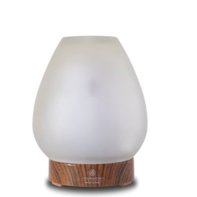 Lantern - White Frosted