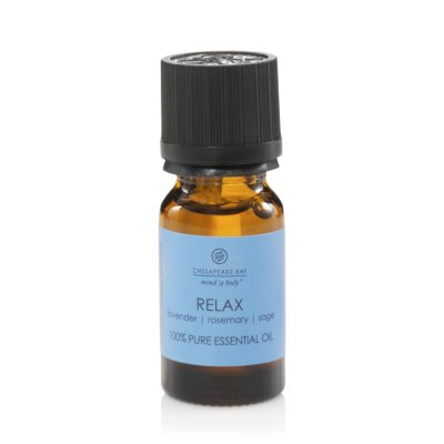 Relax (Lavender / Rosemary / Sage) Mind & Body®