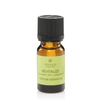 Revitalize ( Lemongrass / Lime / Peppermint) Mind & Body®