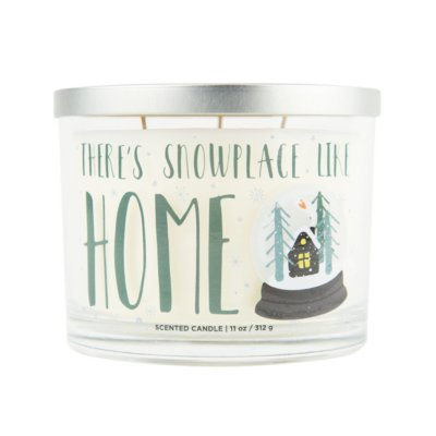 There's Snowplace Like Home — Frozen Vanilla Mint