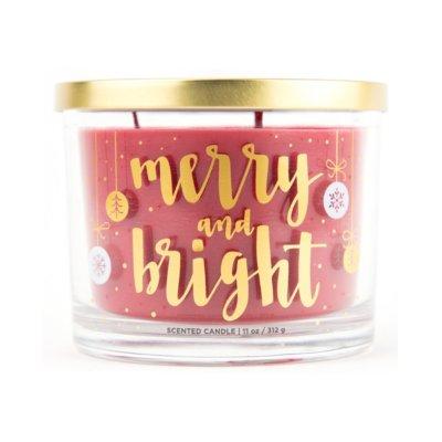 Merry & Bright — Cranberry Citrus