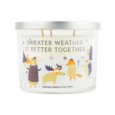 Sweater Weather is Better Together — Winter Wool
