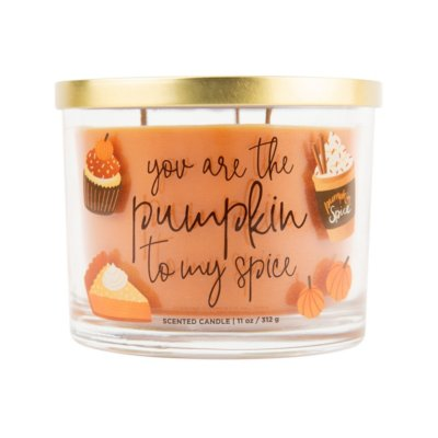 You Are The Pumpkin To My Spice — Pumpkin Pie