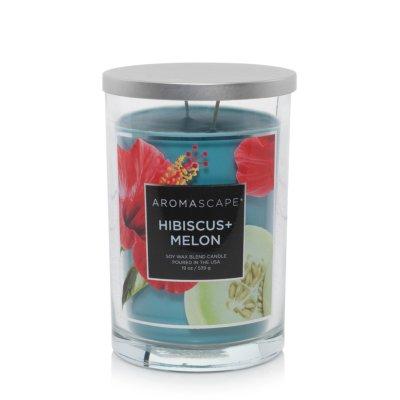 Hibiscus + Melon