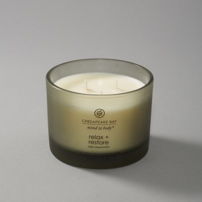 Relax + Restore (sage peppermint)