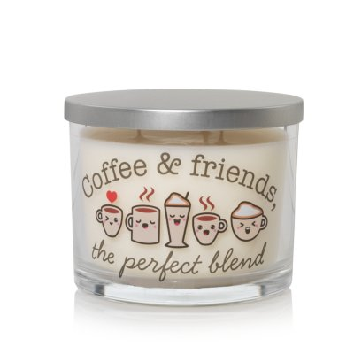 Coffee & Friends, The Perfect Blend — Roasted Hazelnut Latte