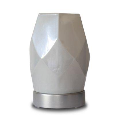 Diamond Cut - White Pearlized