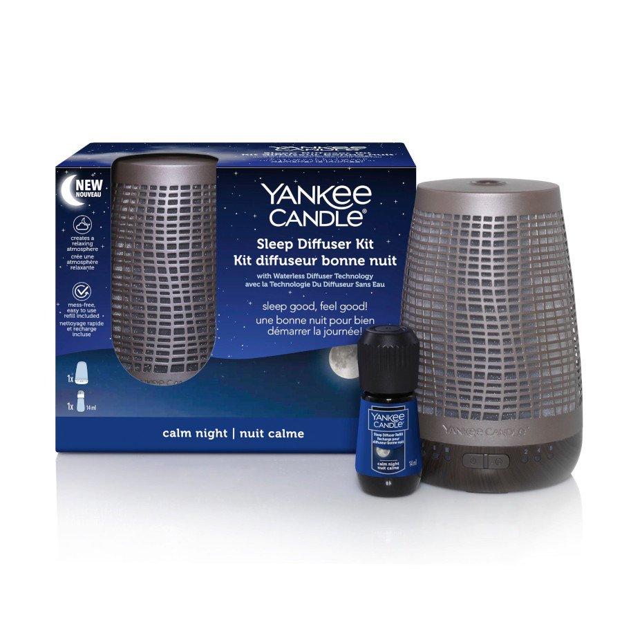 sleep diffuser kit package