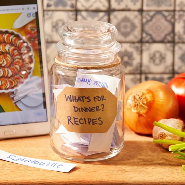 inspiration meal jar host image
